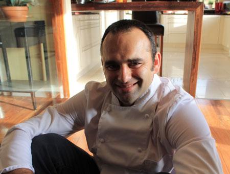 Your chef, Félix
